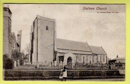 Norfolk - Stalham, Church - Wrench Series Postcard - 1906 - Andere