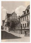 Wurzen - Domgasse Mit Museum Des Kreises - Gelaufen Um 1980 - Wurzen