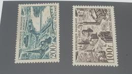 LOT 354771 TIMBRE DE FRANCE NEUF** N°24/25