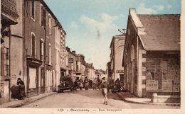 Chantonnay : Rue Principale - Chantonnay