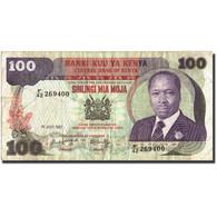 Kenya, 100 Shillings, 1987, KM:23e, 1978-07-01, TB - Kenya