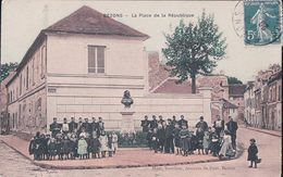 France 95, Bezons, Enfants Place De La République (929) - Bezons