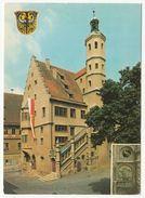 Nördlingen - Rathaus Seit 1382 - Ungelaufen - Nördlingen
