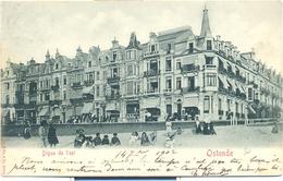 OOSTENDE 1902    OSTENDE  DIGUE DE L' EST