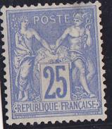 FRANCE SAGE No 78 MH*  COTE: 650