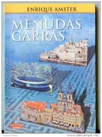 """MENUDAS GARRAS"" AUTOR ENRIQUE AMSTER EDITORIAL ACERVO AÑO 2011 PAG.105 AUTOGRAFIADO DÉDICACÉ SIGNED - Cultural"