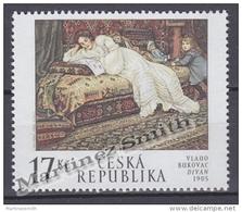 Czech Republic - Tcheque 2002 Yvert 300, Art, Divan By Vlaho Bukovac - MNH - Tchéquie