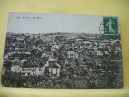 B7 5623 - 57 SAINT AVOLD (LORRAINE) - 1921 VUE GENERALE - Saint-Avold