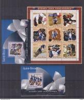 G41. Guinea-Bissau - MNH - Sport - Cycling  - 2001