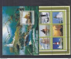 I41. Mozambique  - MNH - Architecture - Lighthouses