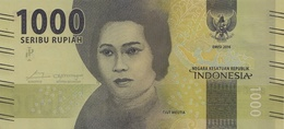 INDONESIA P. 154/155 1000/2000 R 2016 UNC - Indonésie