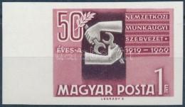** 1969 Évfordulók - Események (VII.) 50 éves A Nemzetközi Munkaügyi... - Zonder Classificatie