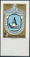 ** 1969 Évfordulók - Események (VII.) 100 éves Az Athenaeum Nyomda Vágott... - Zonder Classificatie