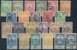 * O 1913 Árvíz Sor + Darabok (15.000+) - Zonder Classificatie