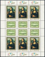 ** 1974 Mona Lisa Kisív (13.000) - Zonder Classificatie