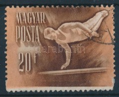 O 1950 Sport 20f Alul Erősen Elfogazva - Zonder Classificatie