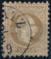 O Magyar Posta Romániában 1867 15sld '(GAL)ATZ' - Zonder Classificatie