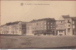Aalst Alost Burgemeesterplaats - Place Des Bourgmestres Oude Postkaart Nels - Aalst