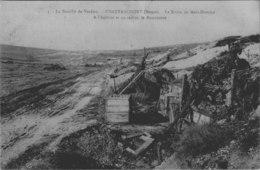 CHATTANCOURT   / LOT 1837 - Cimetières Militaires