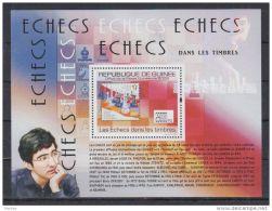 A11. Guinea - MNH - Games - Chess