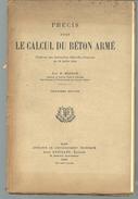 H MASSON Précis Pour Le Calcul Du Béton Armé Conforme Aux Instructions De 1934 - Bricolage / Technique