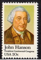 USA 1981 John Hanson, MNH (SG 1918) - Vereinigte Staaten
