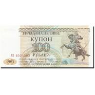 Transnistrie, 100 Rublei, 1993-1994, 1993, KM:20, NEUF - Banknotes