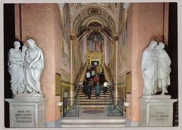 Roma (Rom) - Cappella Sancta Sanctorum - La Scala Santa - Non Usato - Chiese