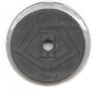 LEOPOLD III * 10 Cent 1943 Frans/vlaams * Z.Fraai / Prachtig * Nr 7742 - 02. 10 Centimes