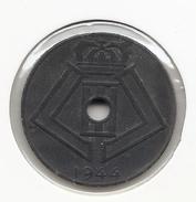 LEOPOLD III * 10 Cent 1944 Vlaams/frans * Prachtig / Nr 8219 - 02. 10 Centimes