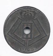 LEOPOLD III * 10 Cent 1945 Vlaams/frans * Z.Fraai / Prachtig * Nr 7308 - 02. 10 Centimes