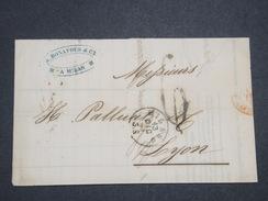 ITALIE - Lettre De Milan Pour La France En 1864 - L 7940 - Sonstige