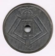 LEOPOLD III * 25 Cent 1944 Vlaams/frans * F D C * Nr 7300 - 1934-1945: Leopold III