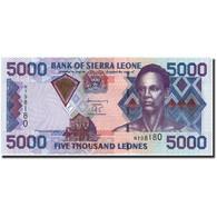Sierra Leone, 5000 Leones, 2002, KM:27A, 2002-02-01, NEUF - Sierra Leone