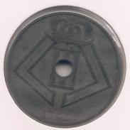 LEOPOLD III * 25 Cent 1945 Vlaams/frans * Z.Fraai/Prachtig * Nr 8213 - 1934-1945: Leopold III