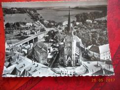En Avion Au Dessus De .. 4- Mattaincourt - La Basilique Et Le Pont Sur Le Madon - Autres Communes