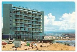 Las Palma De Gran Canaria - Hotel Gran Canaria - Playa De Las Canteras - Usado 1964 - Gran Canaria