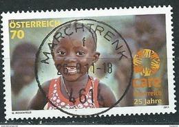 Österreich 2011 Mi 2923  25 Jahre Hilfsorganisation Care - 2011-... Gebraucht
