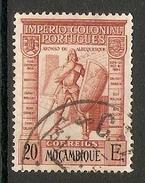 004385 Mozambique 1938 20E FU - Mozambique