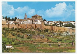 Ronda - Murallas Y Vista Parcial - No Usado - Málaga