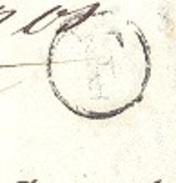 TARN ET GARONNE 87 LA MAGISTERE LAC TAD 15 Du 17/11/1849 Taxe 2 Tampon Boite Rurale F  = Dunes TTB - Marcophilie (Lettres)