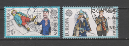 COB 2006 / 2007 Oblitéré Europa - Used Stamps