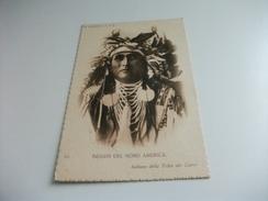LE MISSIONI D. C. D. GESU' INDIANI DEL NORD AMERICA INDIANO DELLA TRIBU' DEI CORVI - Indiani Dell'America Del Nord
