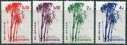 Viet-Nam South 1956. Michel #127/30 VLH/Luxe. 1st Anniversary Of Independence. Bamboo. (Ts15)