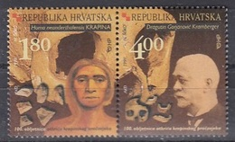 CROATIA 517-518,unused