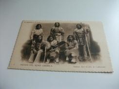 LE MISSIONI D. C. D. GESU' INDIANI DEL NORD AMERICA INDIANI SERI GRUPPO GOLFO DI CALIFORNIA - Indiani Dell'America Del Nord