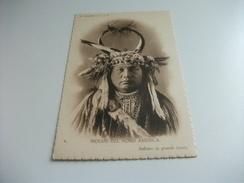 LE MISSIONI D. C. D. GESU' INDIANI DEL NORD AMERICA INDIANO IN GRANDE TENUTA - Indiani Dell'America Del Nord