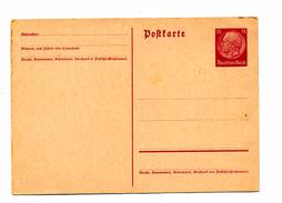 Carte Postale 15 Hindenbourg