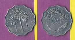 Iraq 10 Fils -1974 - Iraq