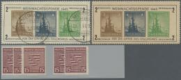 Sowjetische Zone: 1945/1946, Ein Als Prüfsendung Vorgesehener Aber Noch Nicht Verschickter Posten Besserer Ausgaben